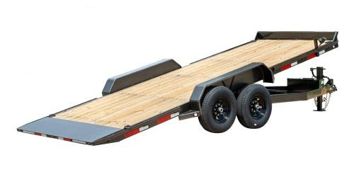 "2019 MAXXD T6X - 6"" Power Equipment Tilt Trailer"
