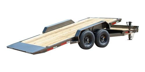 "2019 MAXXD G6X - 6"" Gravity Equipment Tilt Trailer"