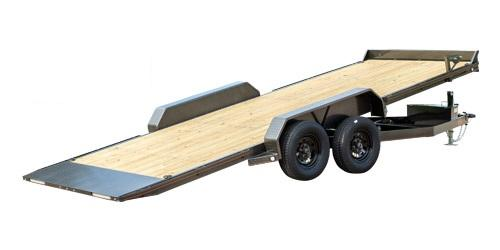 "2019 MAXXD T5X - 5"" Power Equipment Tilt Trailer"