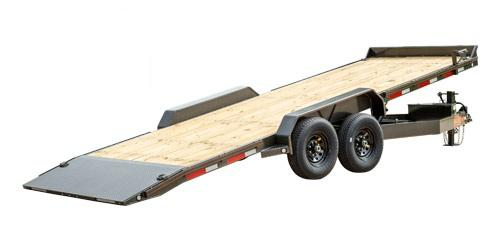 "2019 MAXXD T8X - 8"" Power Equipment Tilt Trailer"