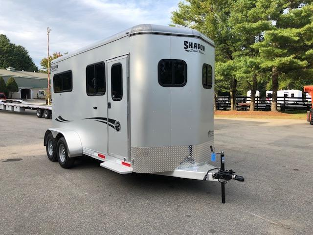2018 Shadow Trailers Stable Mate Horse Trailer
