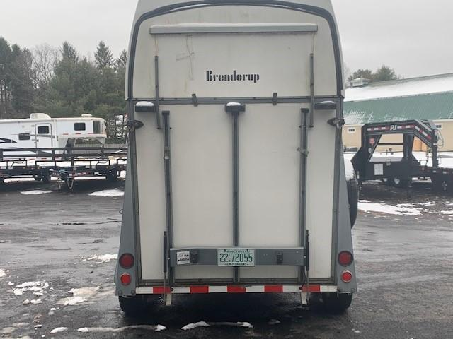 2007 Brenderup 2 Horse Straight Bp