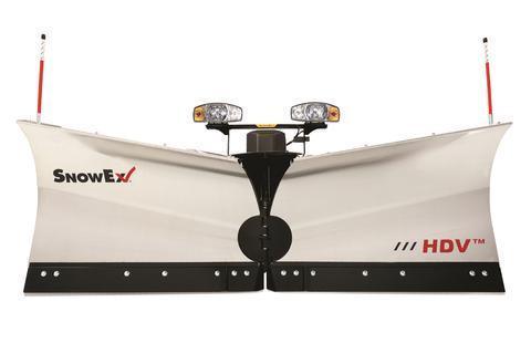 "2020 Snowex V-plow 9'6"" Hdv Ss Blade"