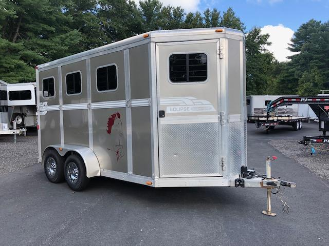 2014 Eclipse 3 Horse Slant W/ Dress