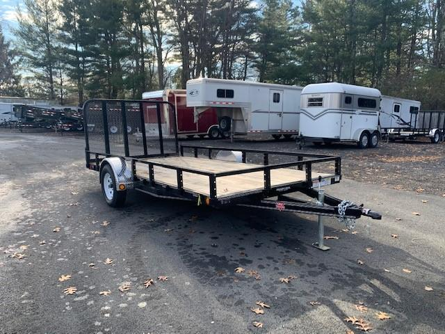 "2019 Pj 14' X 83"" Single Axle Channel Utility"