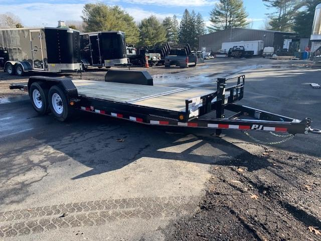 "2020 Pj 20' X 6"" Channel Equipment Tilt"