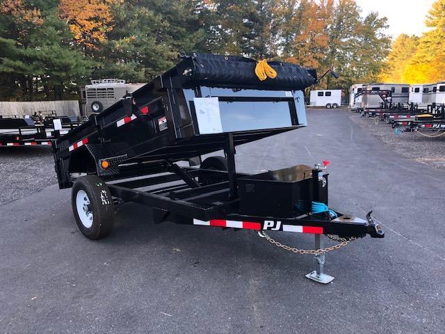 "2020 Pj 10' X 60"" Utility Dump- Sa"