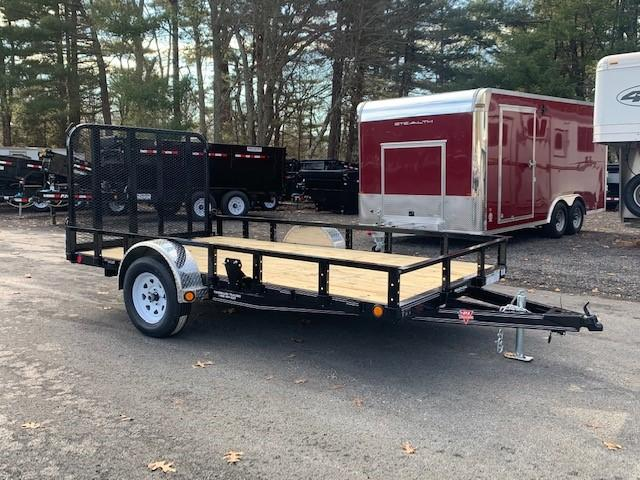 "2019 Pj 8' X 60"" Single Axle Utility"