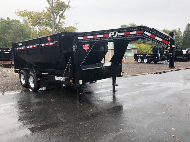 2020 Pj Gn 14' Rollster Roll Off Dump
