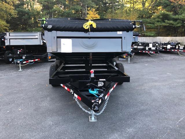 "2020 Pj 12' X 72"" Tandem Axle Dump"