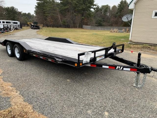 "2018 Pj 20' X 5"" Channel Buggy Hauler"