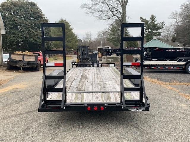"2019 Pj 18' X 6"" Channel Equipment"