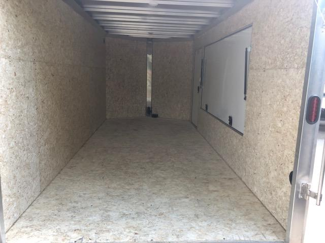 2020 Cargo Pro Stealth 7x16- Concession