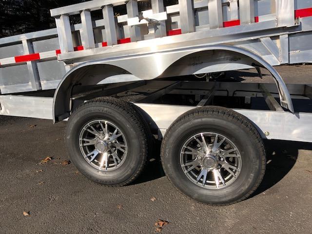 2019 Cargo Pro 7x16 Aluminum Dump