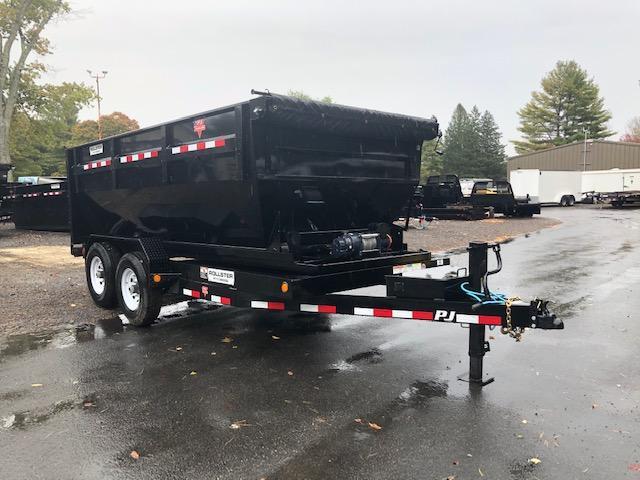 2020 Pj Bp Rollster 14' Roll Off Dump