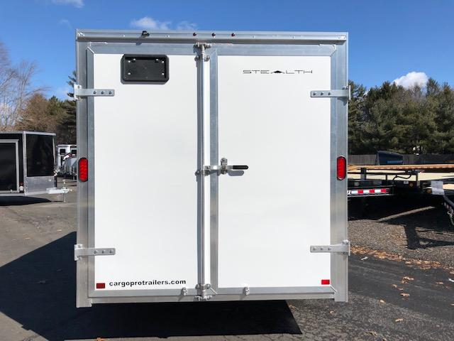 2019 Cargo Pro Stealth 7x12 Sa