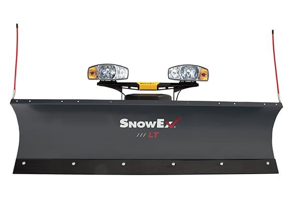 "2020 Snowex 7200 Lt 7'2"" Steel Blade"