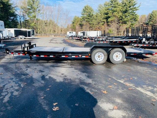 "2020 Pj 22' Hd Equipment Tilt 6"" Channel"