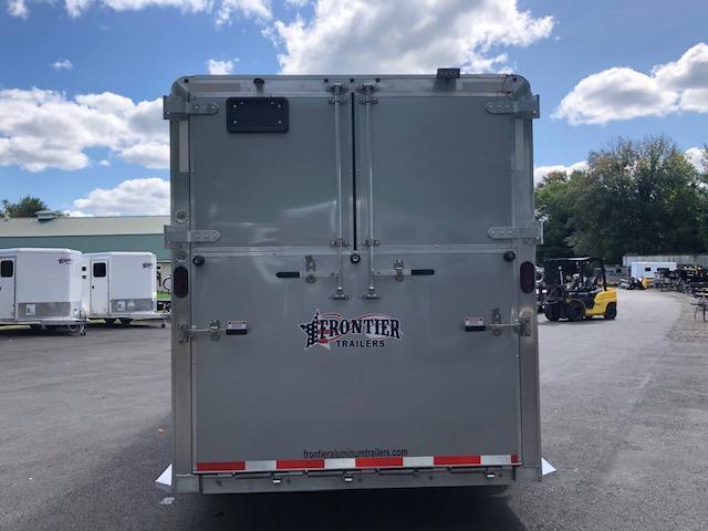 2019 Frontier 23 Ft. 2+1 Gooseneck