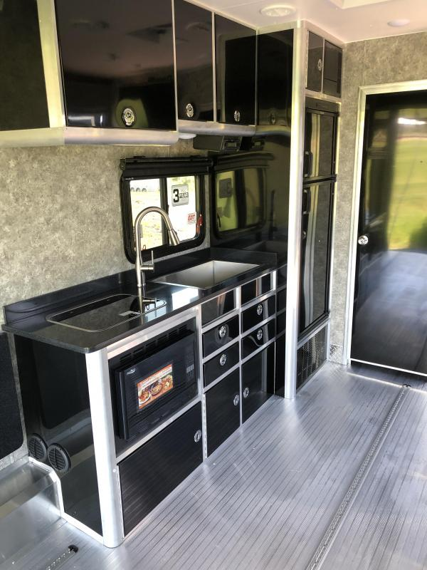 2020 Aluminum Trailer Company Other (Not Listed) 8.5x20 Toy Hauler RV