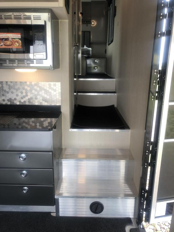 2020 Aluminum Trailer Company Other (Not Listed) 8.5x32 Fifth Wheel Toy Hauler RV