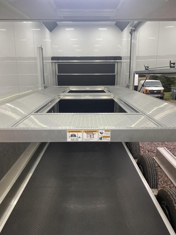 2020 Aluminum Trailer Company ST305 Stacker