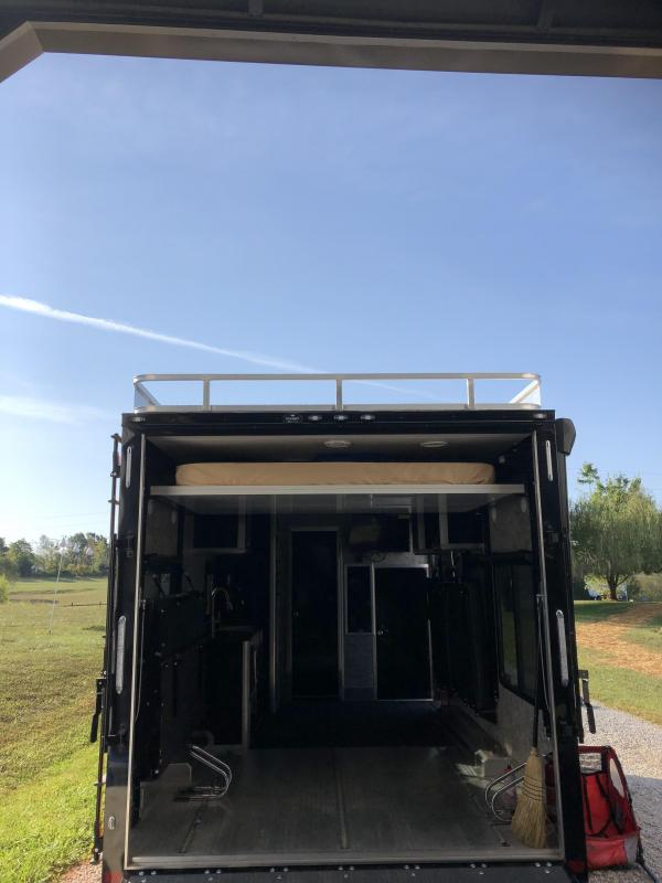 2019 Aluminum Trailer Company Other (Not Listed) 8.5x20 Toy Hauler RV