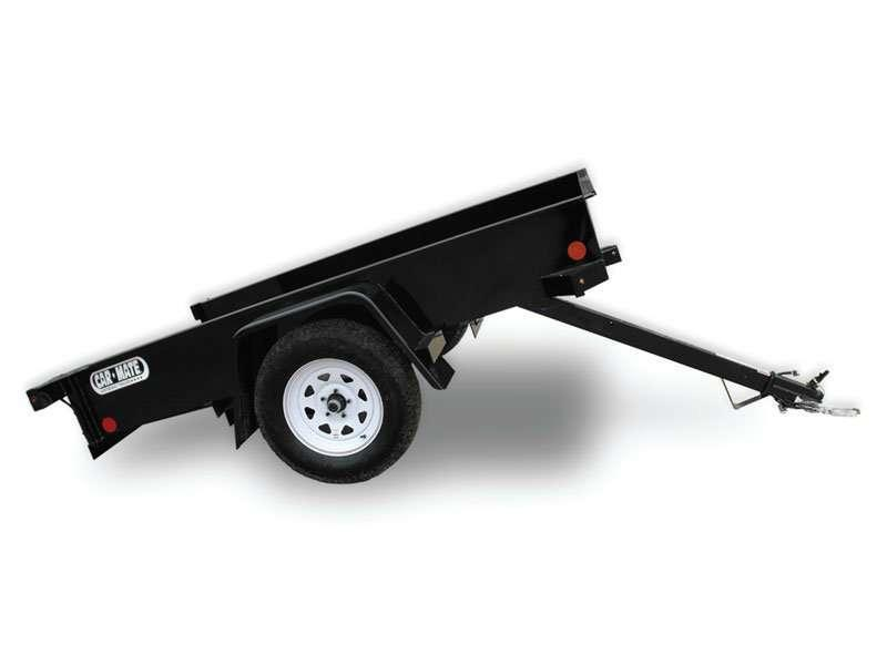 Car Mate Trailers 5 x 8 SST-TPL Utility Trailer