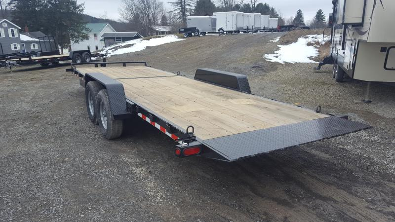 Quality QU 815plus8WTG-14 Equipment Trailer