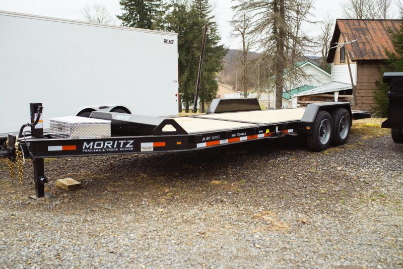 MI ELBH22GT-16 Tilt Equipment Trailer
