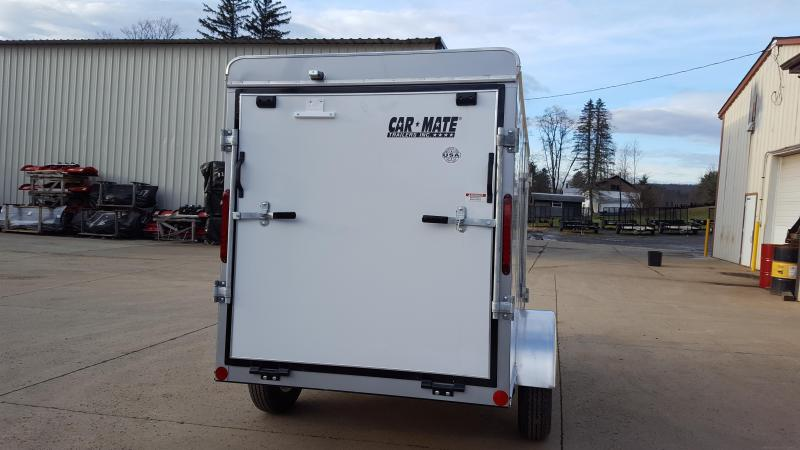 Car Mate Trailers CM 510EC Enclosed Cargo Trailer