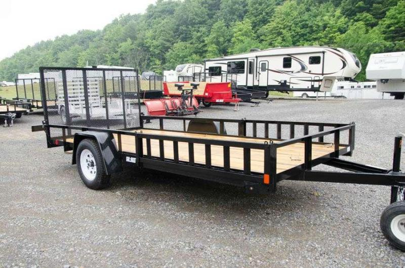 Car Mate Trailers 6 x 14 A/W ATV Trailer