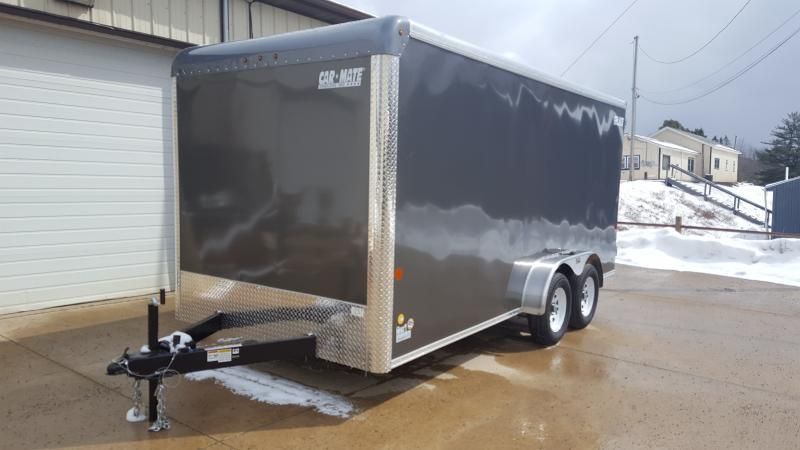 Car Mate Trailers 7 x 16 CC-HD  Enclosed Cargo Trailer