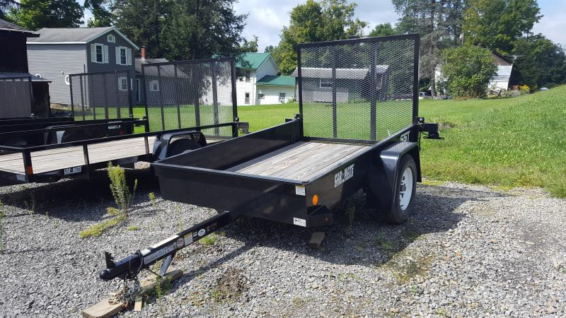Car Mate Trailers 5 x 8 SST-GPL Utility Trailer