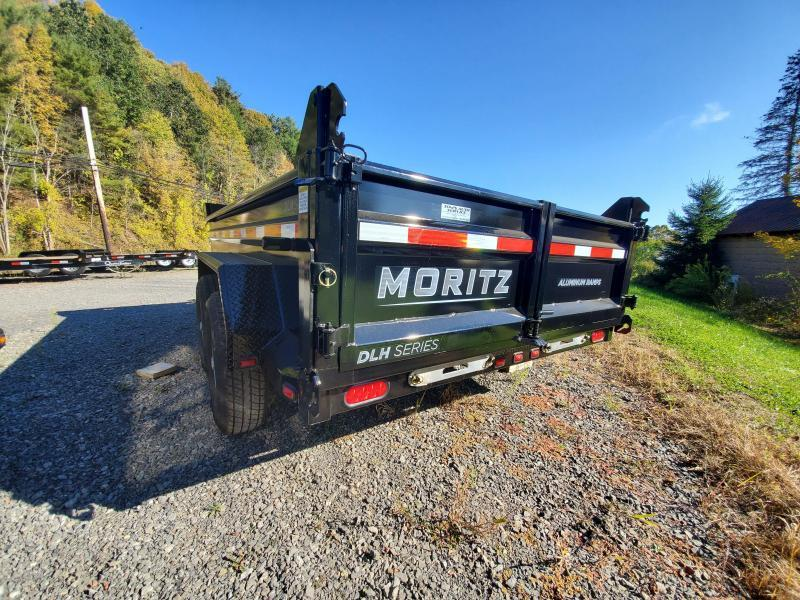Moritz MI DLBH61012-14 Dump Trailer