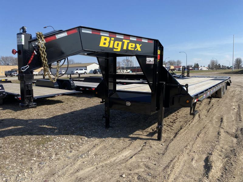 "2020 Big Tex Trailers 102"" X 35' Flatbed Trailer"