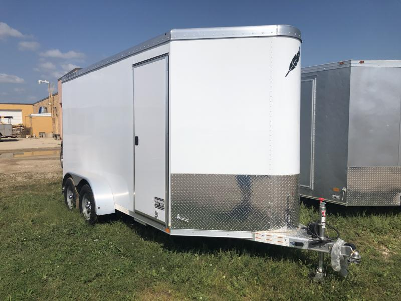 2020 Featherlite 1610 6'7 x 14' Enclosed Cargo Trailer