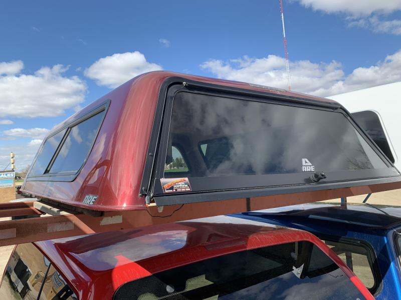 ARE V-SERIES 6.5FT TRUCK TOPPER (SILVERADO/SIERRA 14-18)