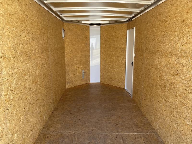 """2020 Featherlite 6'7"""" X 14' Cargo / Enclosed Trailer"""