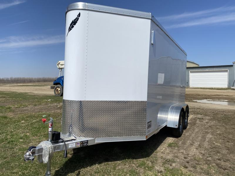 "2020 Featherlite 6'7"" X 14' Cargo / Enclosed Trailer"