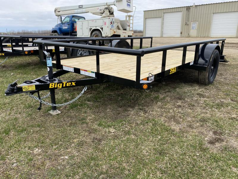 "2020 Big Tex Trailers 77"" X 12' Utility Trailer"
