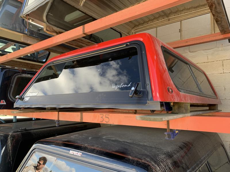 RAIDER 6FT TRUCK TOPPER (COLORADO 04-13)