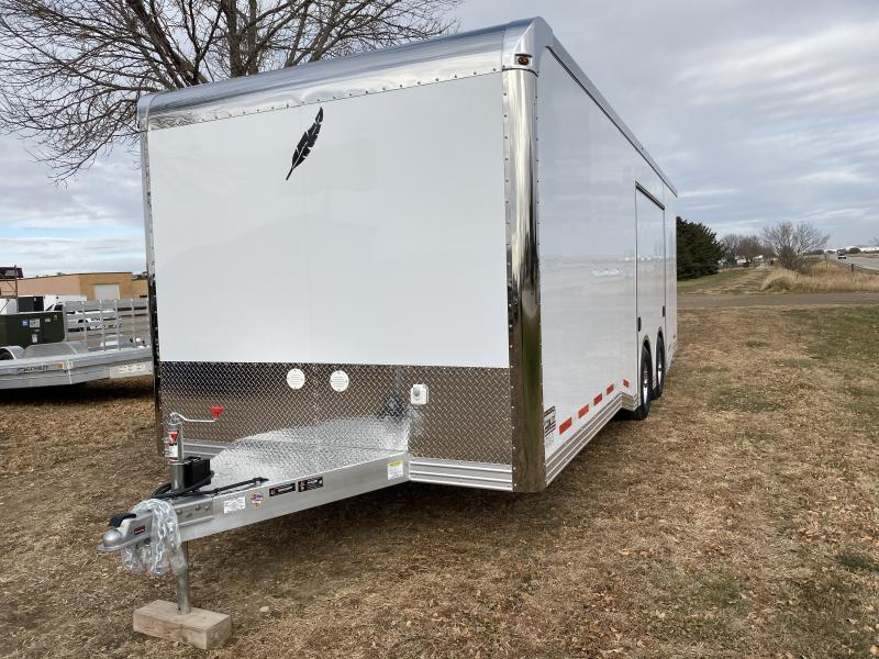 2020 Featherlite 8'6 X 24' Car / Racing Trailer