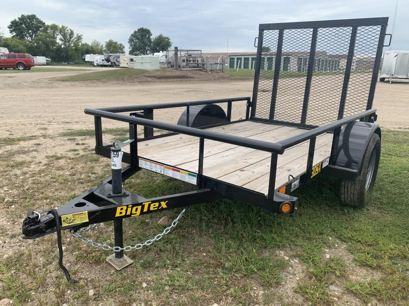 2020 Big Tex Trailers 30SA 5x8 Utility Trailer