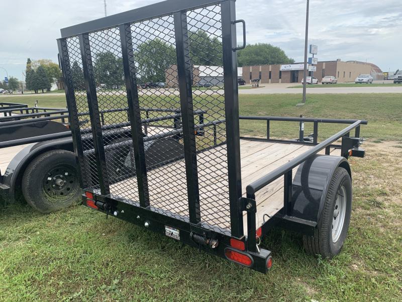 2020 Big Tex Trailers 30SA 5x8 Utility Trailer