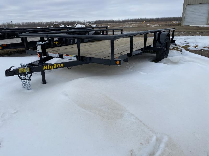 2020 Big Tex Trailers 35SA-14BK Utility Trailer