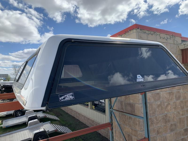 ARE V-SERIES 8FT TRUCK TOPPER (SILVERADO/SIERRA 07-13)