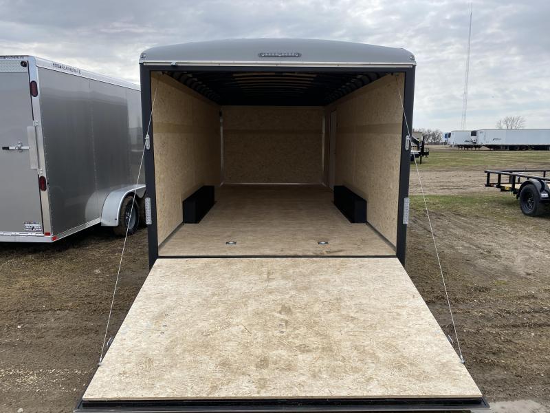"""2020 Wells Cargo 8'6"""" X 20' Cargo / Enclosed Trailer"""