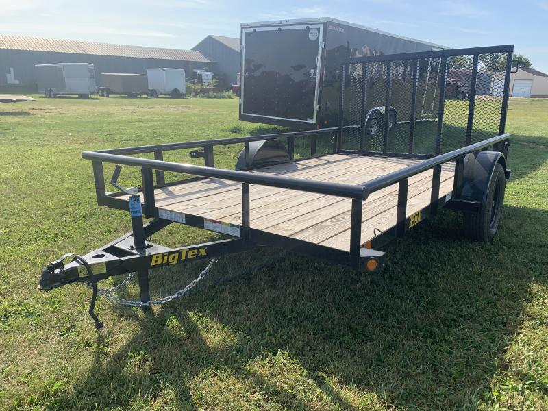 "2019 Big Tex Trailers 35SA 83"" x 12' Utility Trailer"
