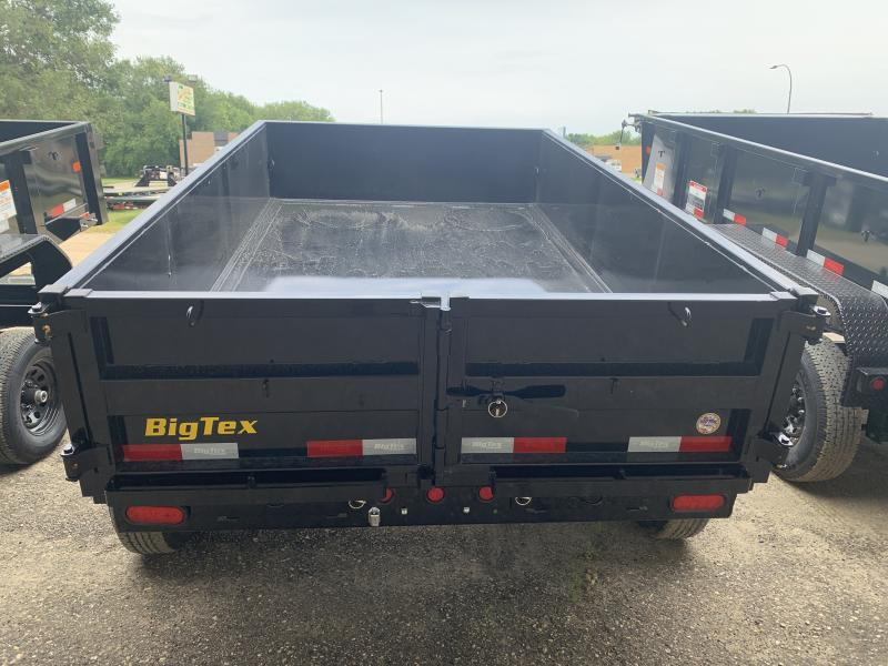 2020 Big Tex Trailers 90SR 6x10 Dump Trailer